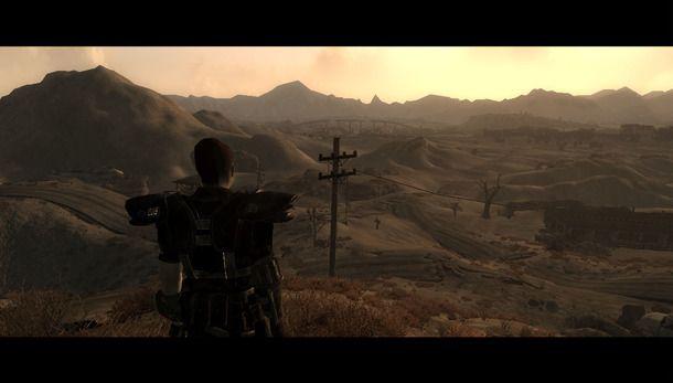 Fallout New Vegas Mod Project Brazil Adds A New Vault