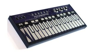 If the last touch keyboard you played was on the Stylophone the FR 512 could be quite a step up