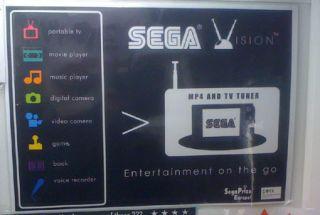 The Sega Vision