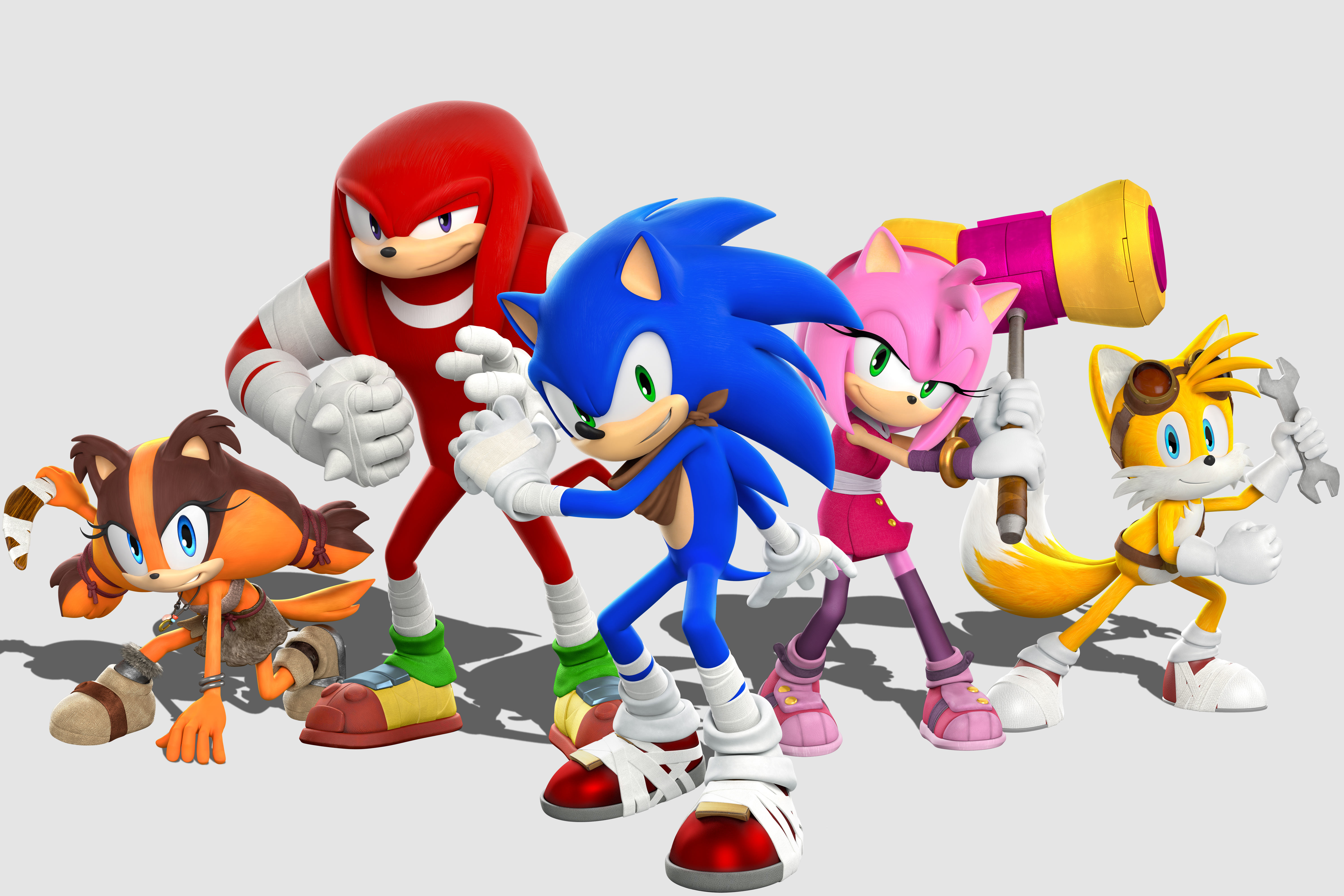 Sonic Boom: Shattered Crystal review | GamesRadar+