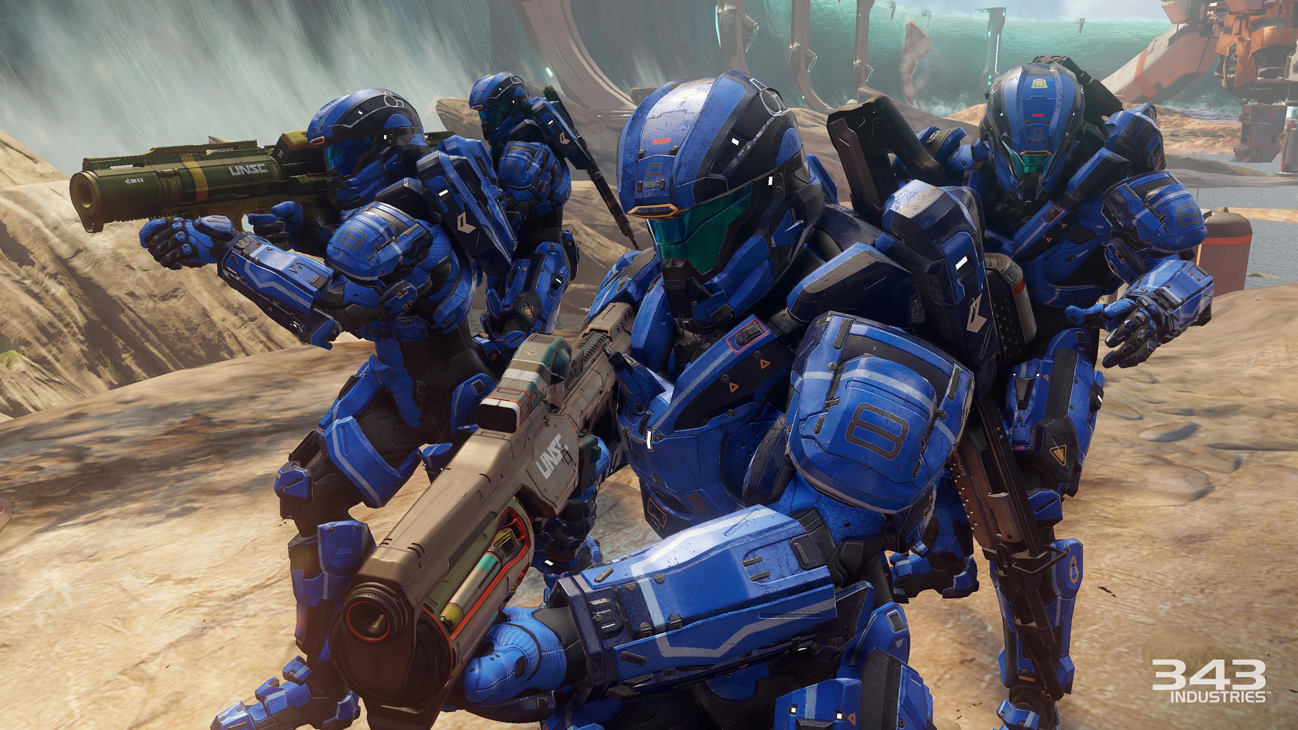 Halo 5 Preserves The Series Spirit Of Freedom Despite That