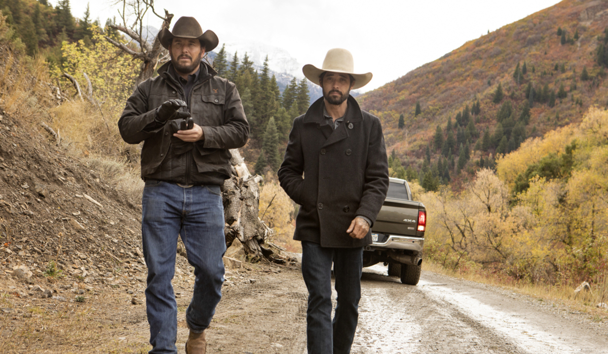 Yellowstone Cole Hauser Rip Wheeler Ryan Bingham Walker Paramount Network