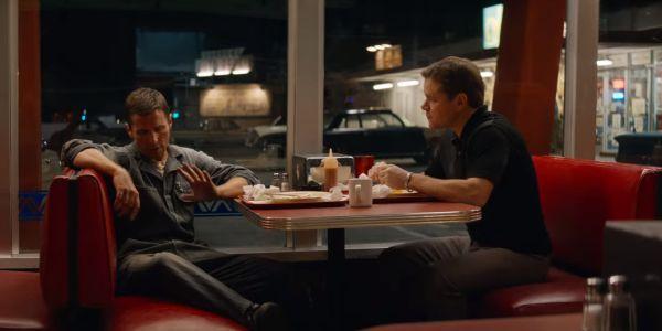 Ford V Ferrari Trailer Watch Christian Bale And Matt Damon Race Behind The Wheel Cinemablend