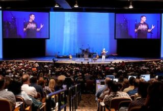 Community Church Expands with Barco