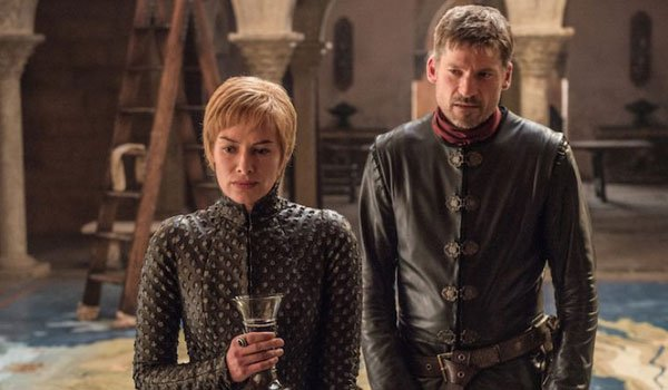 Jaime And Cersei Scheme In Game Of Thrones