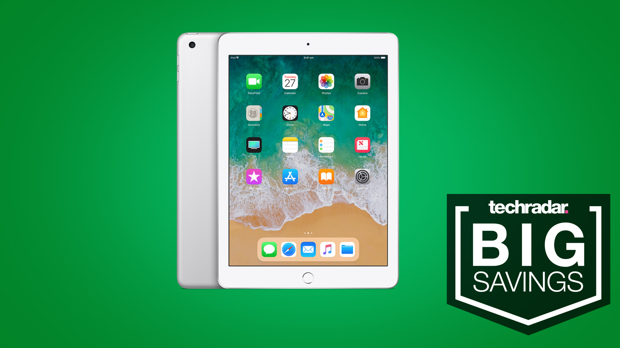 Walmart Ipad Sale Save 130 On The 9 7 Inch Ipad Ahead Of Black Friday Techradar