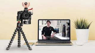 How to use Nikon camera as webcam