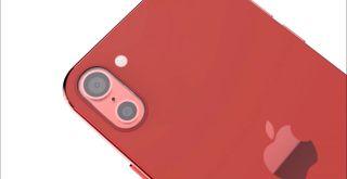 iPhone SE 3 concept design