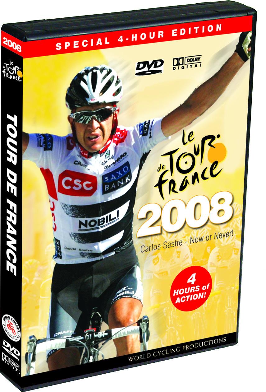 Tour de France 2008 DVD