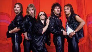 Scorpions 1984