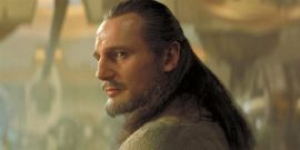 How Liam Neeson's Qui-Gon Jinn Could Appear In The Disney+ Obi-Wan Series