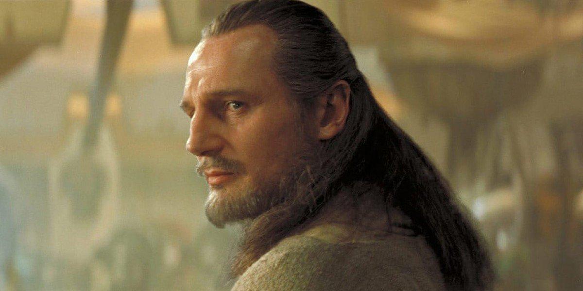 How Liam Neeson's Qui-Gon Jinn Could Appear In The Disney+ Obi-Wan Series