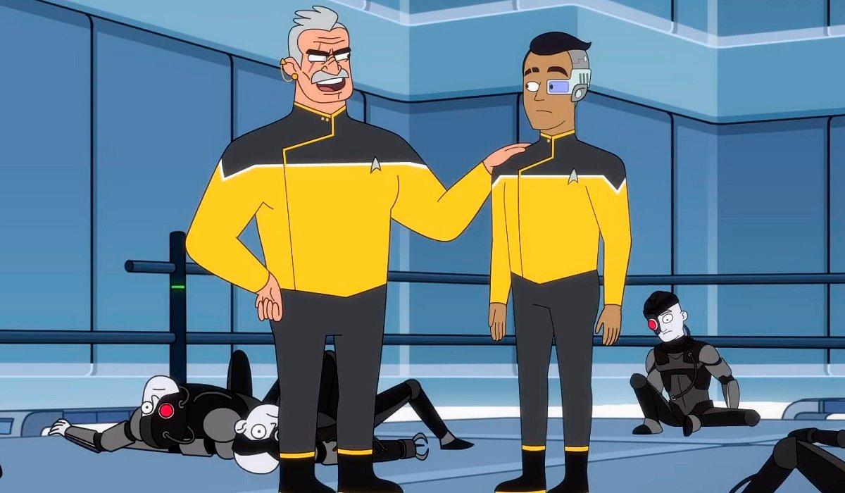 Star Trek: Lower Decks CBS All Access