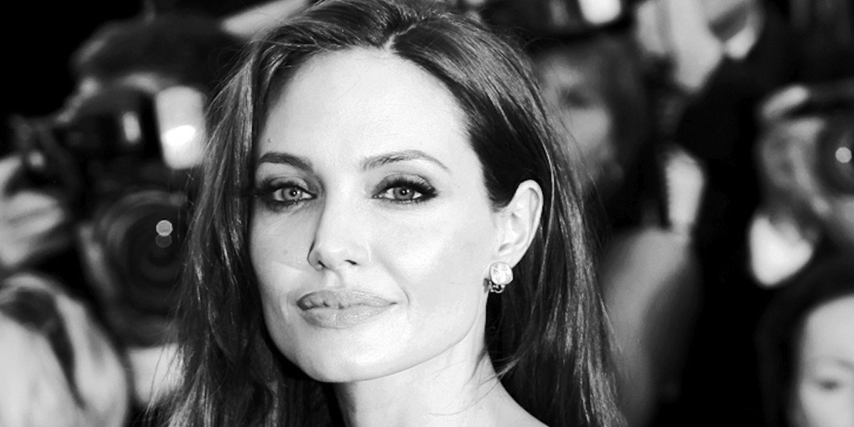 Angelina Jolie Changing the World