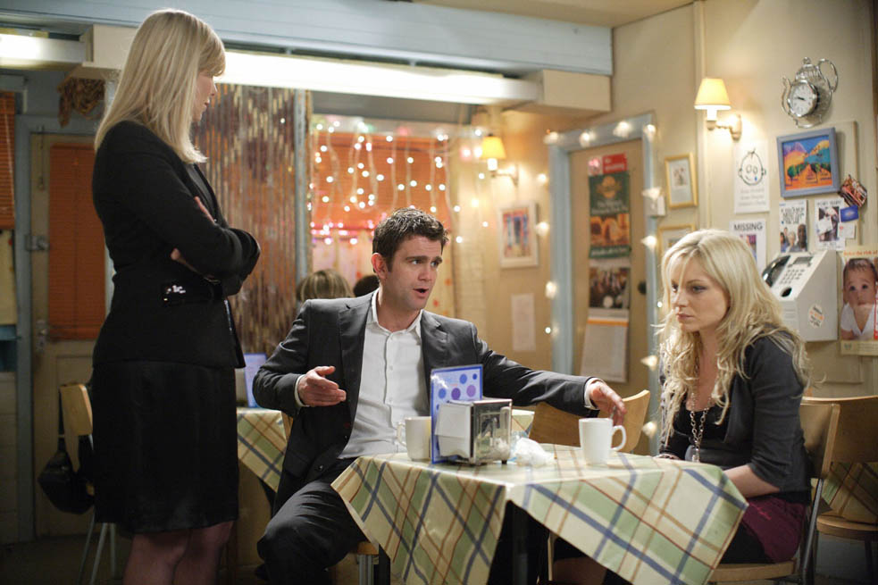 Will Ronnie discover Jack's betrayal?