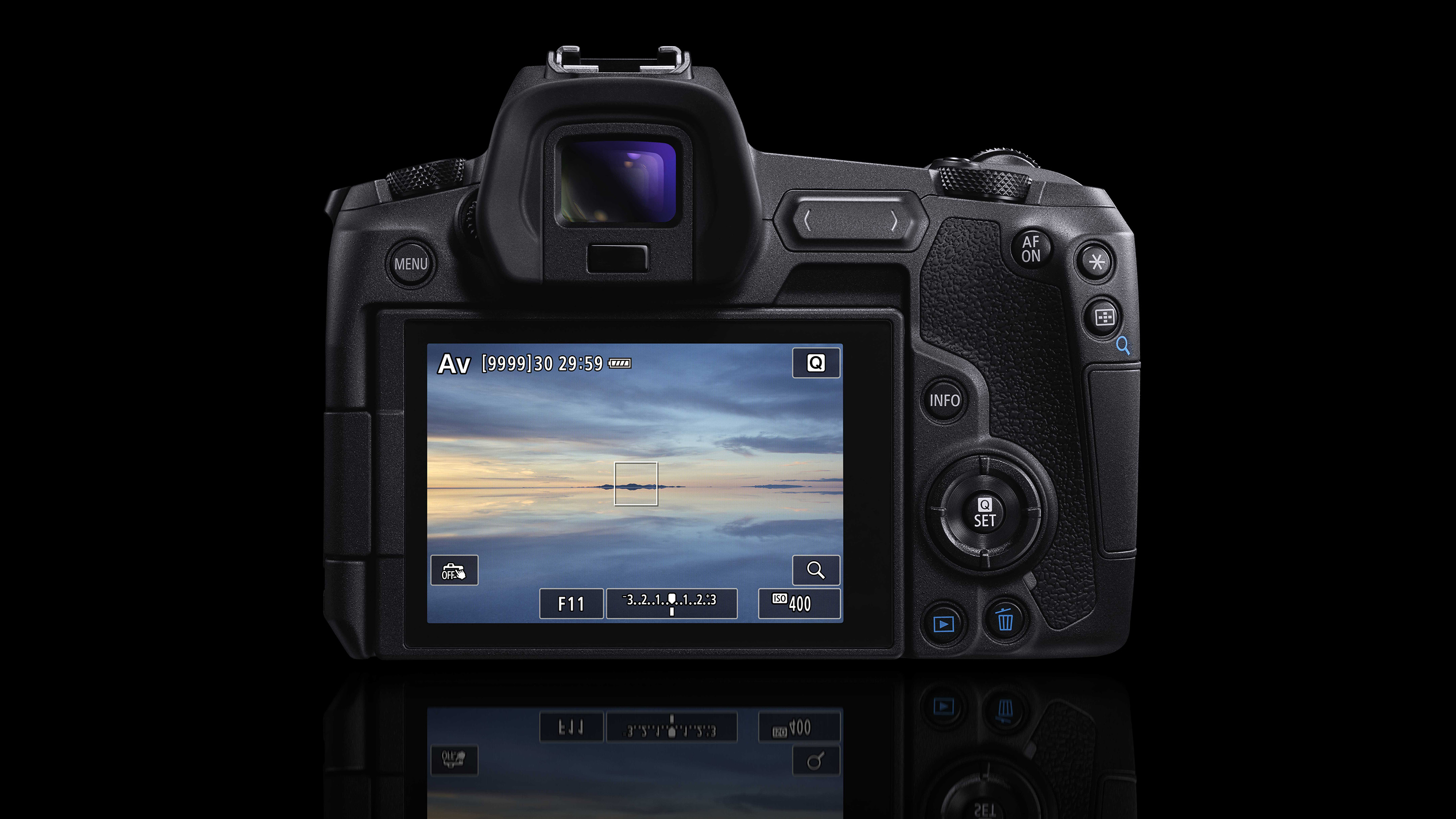 Rumors growing that Canon has a 100MP EOS R with IBIS in the