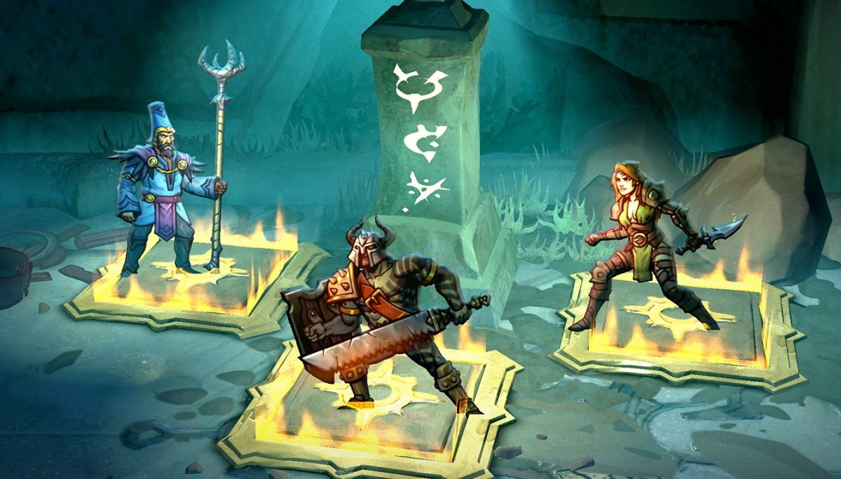 Blightbound is a three-player co-op dungeon crawler from the makers of Awesomenauts