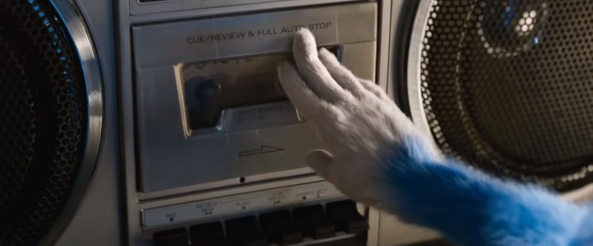 Old Sonic Hands