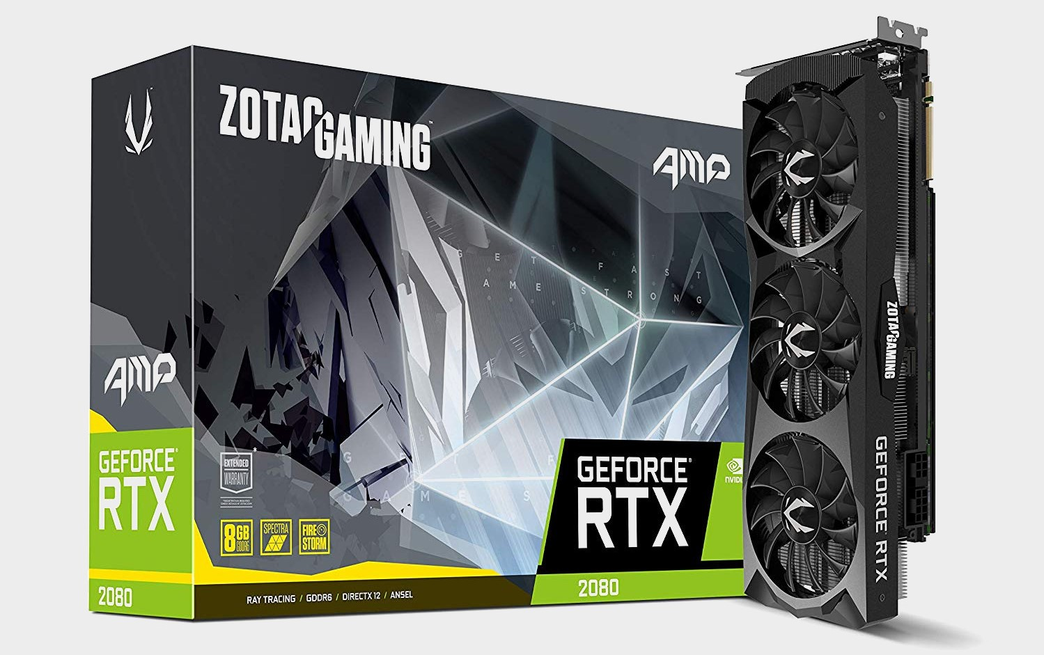 Zotac's GeForce RTX 2080 is $190 off right now | PC Gamer