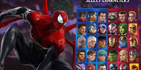 Marvel vs Capcom Infinite - Superior Spider-Man