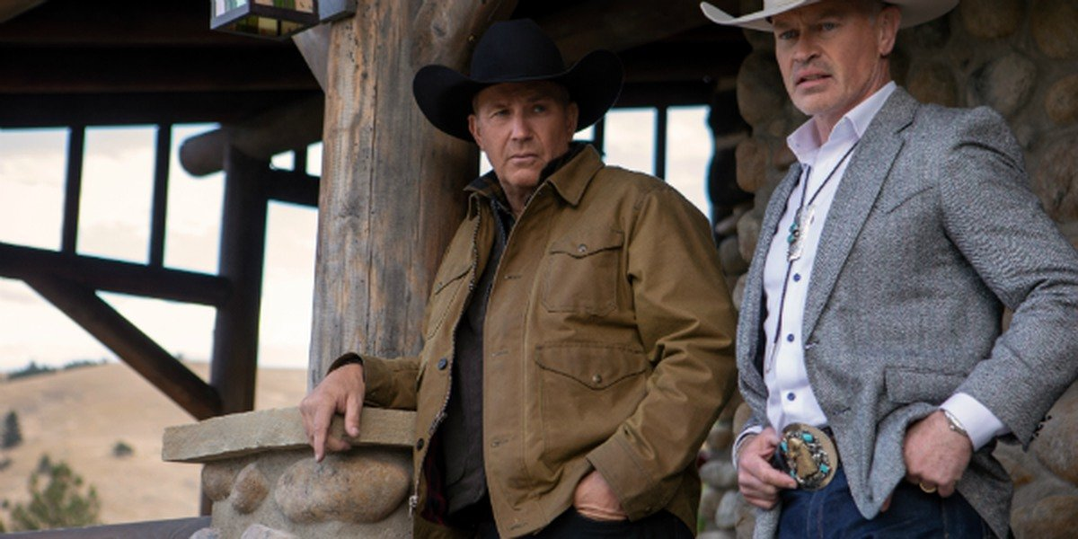 Kevin Costner, Neal McDonough - Yellowstone