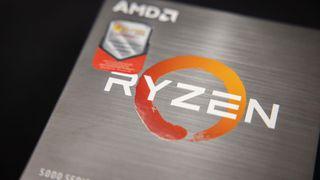 AMD Ryzen 5000 box