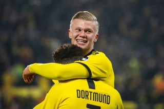 Erling Haaland Bundesliga Dortmund