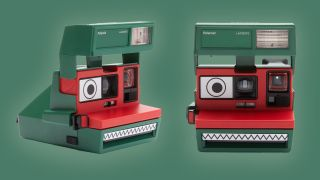 Polaroid 600 Lacoste