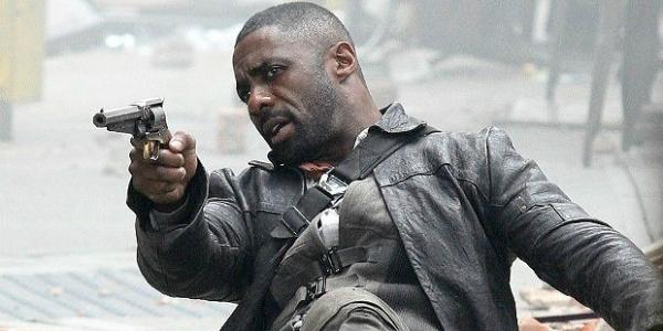 Idris Elba is Roland in The Dark Tower