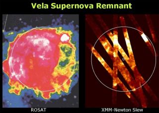 Space Telescope Performs Extra Sky Survey