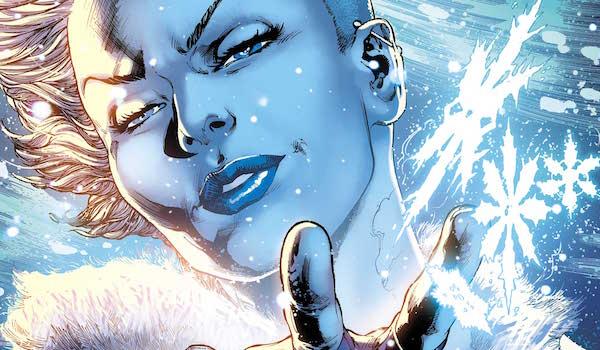 Killer Frost comics