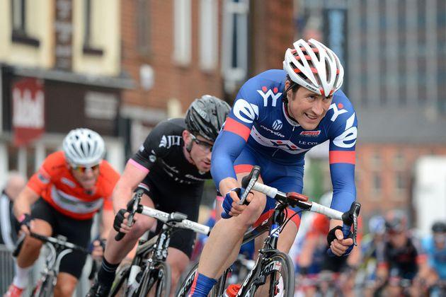 Ian Wilkinson, Tour Series 2013, Stoke-on-Trent