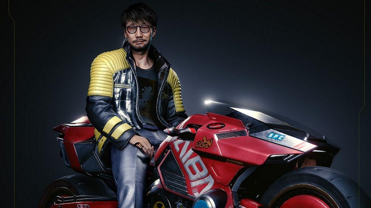 Cyberpunk 2077 Hideo Kojima tribute makes us hope he'll have a cameo in the game