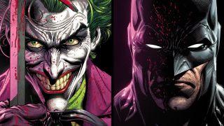 Meet The Three Jokers The Criminal The Clownish The Comedian Gamesradar