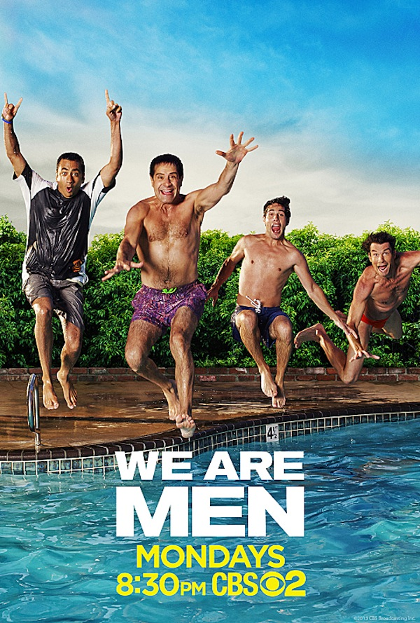 We Are Men poster