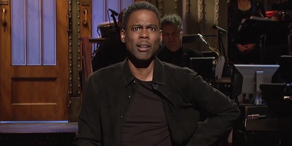 Chris Rock on Saturday Night Live (2014)