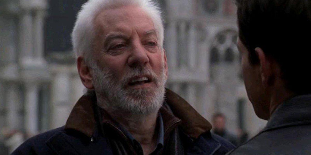 Donald Sutherland - The Italian Job (2003)
