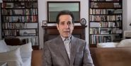 Watch Monk's Tony Shalhoub Reprise Role For Cast Reunion Before Revealing COVID-19 Diagnosis
