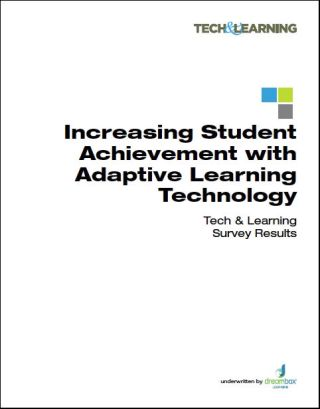 Increasing Student Achievement with Adaptive Learning Technology