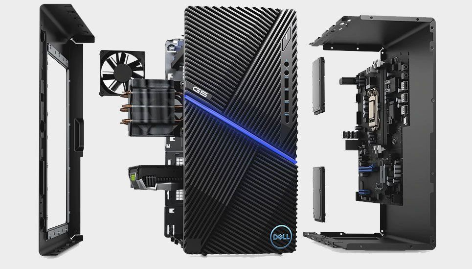 This $770 Dell gaming PC with a GTX 1660 Ti is on sale for what it would cost to build it yourself