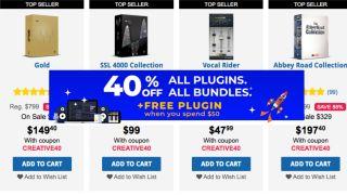 Waves 40 percent off sale