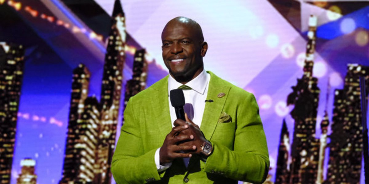 Terry Crews Is The Best Part Of America's Got Talent Season 14