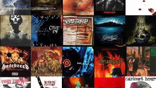 Metalcore albums