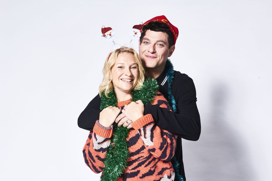 Gavin and Stacey (Mat Horne and Joanna Page)
