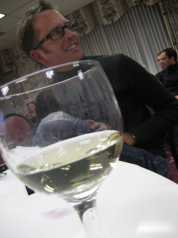 Vaughters wine tasting
