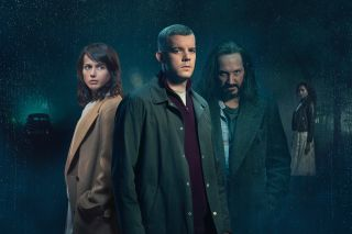 Russell Tovey and the cast of 'The Sister.'