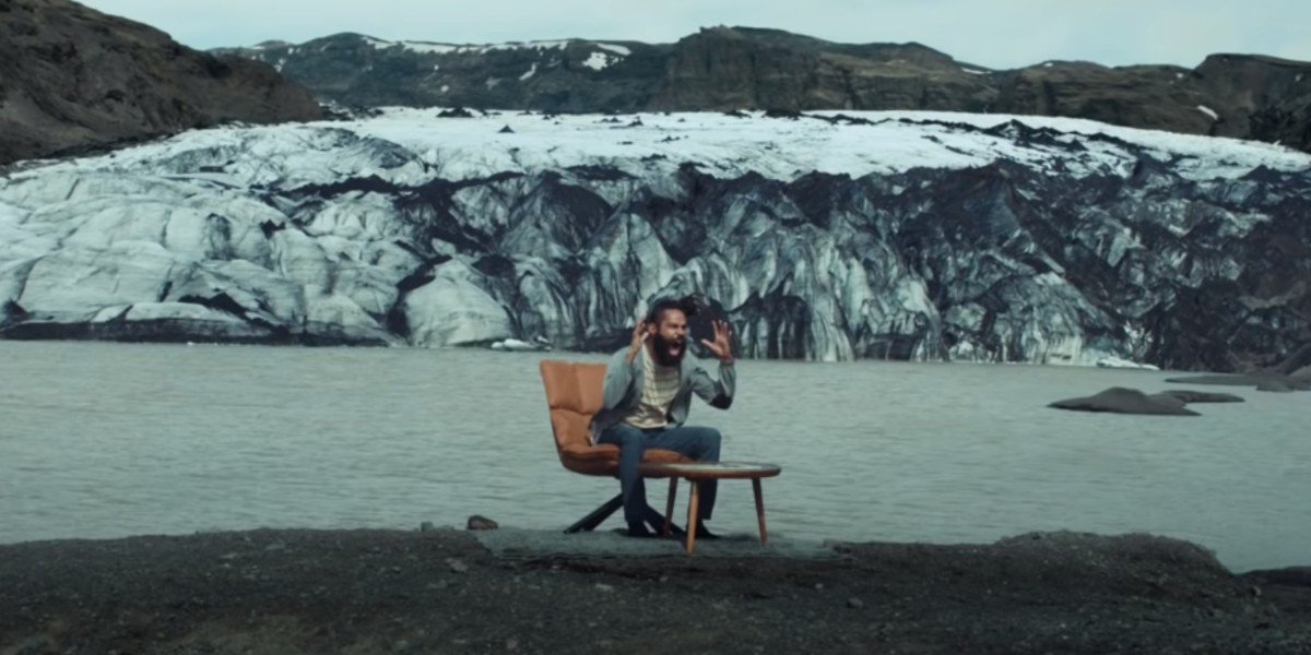 YouTube: Let It Out Iceland Ad