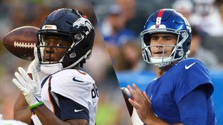Broncos vs Giants live stream
