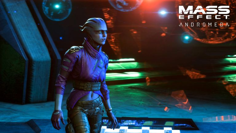 Mass Effect Andromeda Mega Preview All The New Technology Weapons