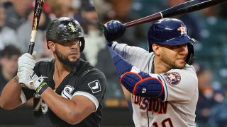 Jose Abreu and Yuli Gurriel will play in the White Sox vs Astros live stream